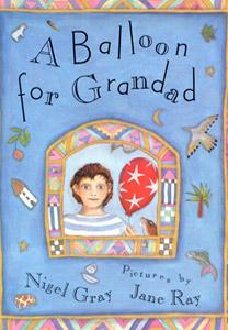 A BALLOON FOR GRANDAD Cover
