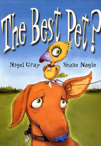 THE BEST PET? cover