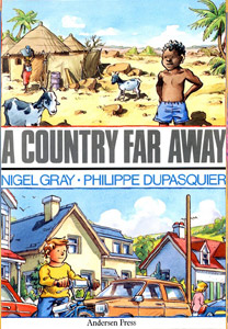 A COUNTRY FAR AWAY cover