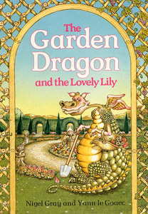 THE GARDEN DRAGON AND THE LOVELY LILY cover