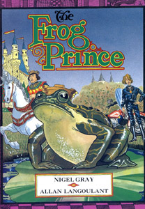THE FROG PRINCE cover