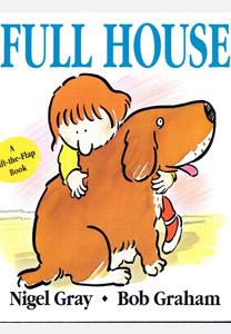 FULL HOUSE cover
