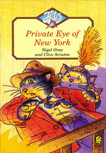Cover of Private Eye of New York