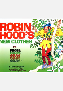 ROBIN HOOD'S NEW CLOTHES cover