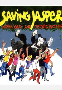 SAVING JASPER cover