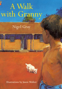 A WALK WITH GRANNY cover