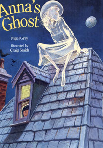 ANNA'S GHOST cover