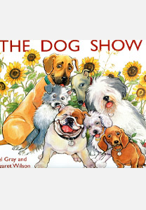 THE DOG SHOW cover