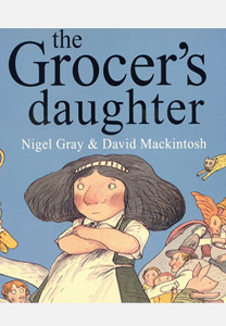 THE GROCER'S DAUGHTER cover