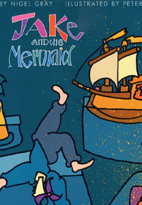 JAKE AND THE MERMAID cover