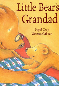 LITTLE BEAR'S GRANDAD cover