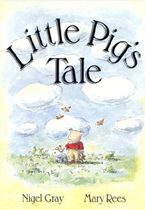 LITTLE PIG'S TALE cover