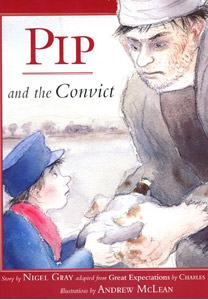 PIP AND THE CONVICT cover