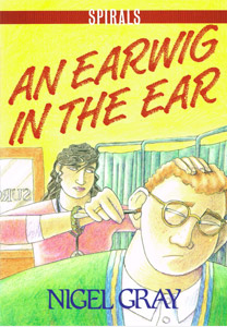 An Earwig in the ear